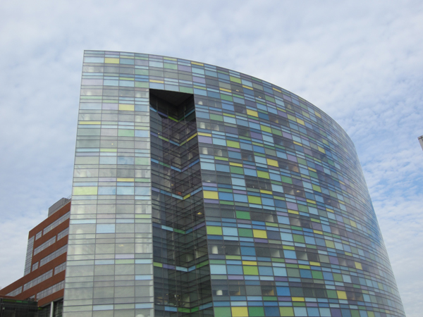 Johns Hopkins Hospital Project